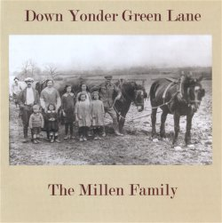 The Millen Family of traditional harmoniy singers from Kent