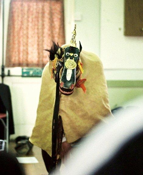 St Nicholas at Wade Hooden Horse